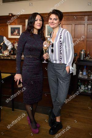 Katya Zemtsova and Olga Sagiryan