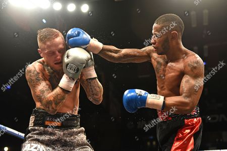 Editorial picture of WAM Boxing Show, The Brentwood Centre, Brentwood, Essex, United Kingdom - 25 Nov 2016