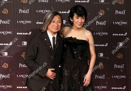 Editorial image of Taiwan Golden Horse Awards, Taipei, Taiwan - 26 Nov 2016