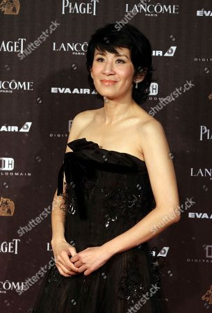 Editorial photo of Taiwan Golden Horse Awards, Taipei, Taiwan - 26 Nov 2016