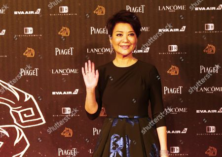 """Elaine Jin Taiwanese actress Elaine Jin arrives at the 53rd Golden Horse Awards in Taipei, Taiwan, . Jin is nominated as Best Supporting Actress for the film """"Mad World"""" at this year's Golden Horse Awards -one of the Chinese-language film industry's biggest annual events"""