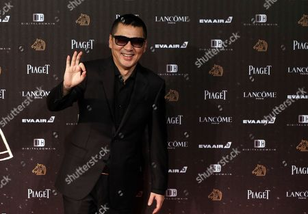 Peter Chan Hong Kong director Peter Chan poses on the red carpet at the 53rd Golden Horse Awards in Taipei, Taiwan, . Chan is a guest at this year's Golden Horse Awards, one of the Chinese-language film industry's biggest annual events