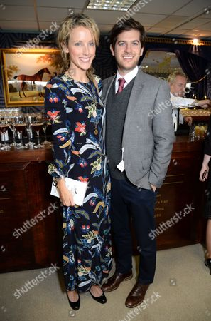 Kate Freud and Jack Freud