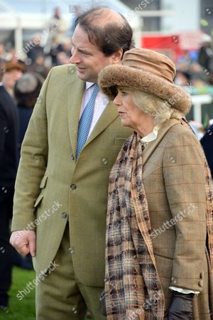 Jo Thornton and Camilla Duchess of Cornwall
