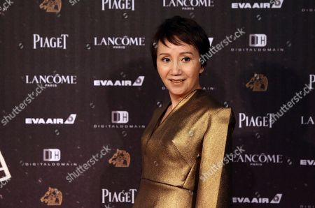 """Lu Yi-ching Taiwanese actress Lu Yi-ching arrives at the 53rd Golden Horse Awards in Taipei, Taiwan, . Lu is nominated as Best Supporting Actress for the film """"Foret Debussy"""" at this year's Golden Horse Awards -one of the Chinese-language film industry's biggest annual events"""