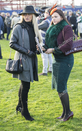 Carla Kyle and Camilla Henderson