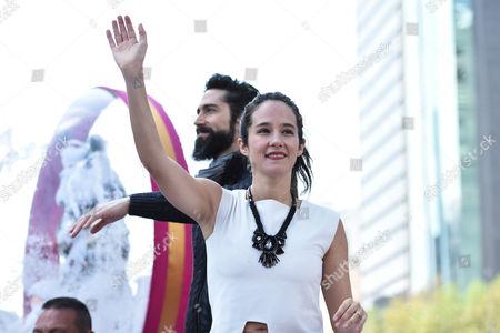 Ximena Sariñana and Benny Ibarra