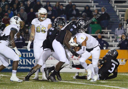 Editorial image of NCAA Football UTSA vs Old Dominion, Norfolk, USA - 26 Nov 2016