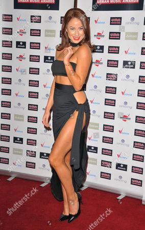 Editorial picture of Urban Music Awards, London, UK - 26 Nov 2016