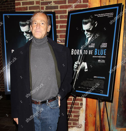Editorial image of New York Special Screening of IFC Films 'Born to be Blue', New York, USA - 27 Nov 2016