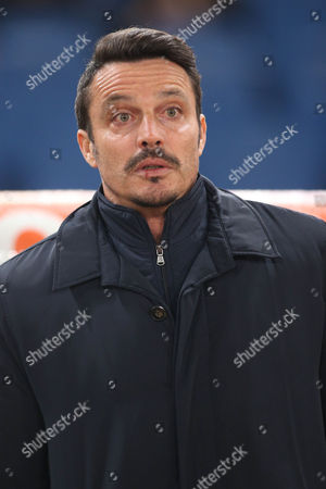 Massimo Oddo coach Pescara.