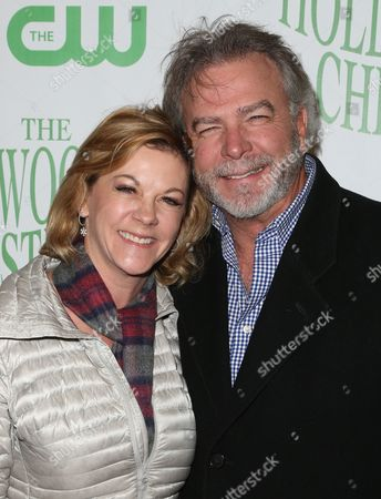 Stock Photo of Bill Engvall, Gail Engvall