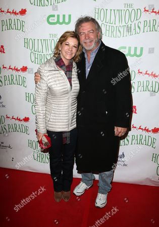 Stock Image of Bill Engvall, Gail Engvall