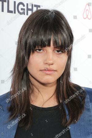 Stock Picture of Gabriella Bechtel