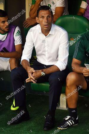 Betis,new coach Gustavo Poyet