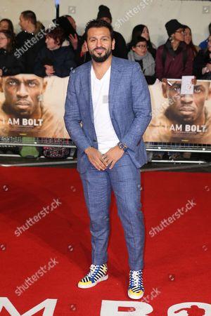 Editorial picture of ' I Am Bolt' film premiere, London, UK - 28 Nov 2016