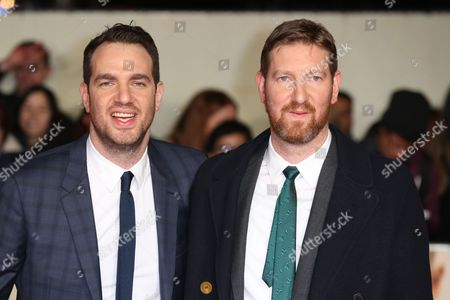 Stock Picture of Gabe Turner and Benjamin Turner