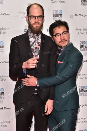 Editorial photo of 26th Annual Gotham Independent Film Awards, New York, USA - 28 Nov 2016