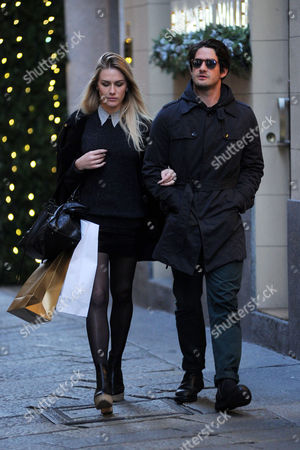 Editorial photo of Alexandre Pato out and about, Milan, Italy - 28 Nov 2016