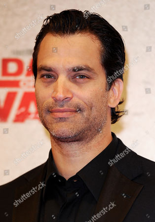 '5 Days of War' Uk Premiere at Bafta Piccadilly Jonathan Schaech