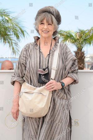'Cinema Master Class' Photocall at Palais Des Festivals During the 64th Cannes Film Festival Stanley Kubrick's Widow Christiane Kubrick