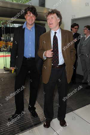 'Fire in Babylon' European Premiere at the Odeon Leicester Square Lord Johnson Somerset and Steve Winwood