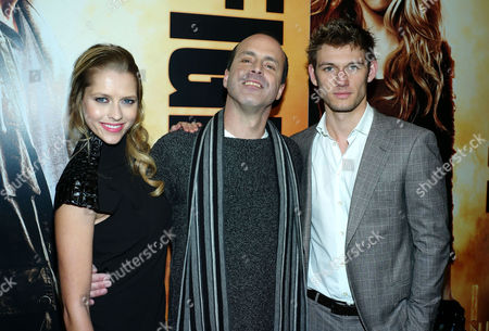 'I Am Number Four' Screening at the Apollo Cinema Lower Regent Street Teresa Palmer Director D J Caruso and Alex Pettyfer