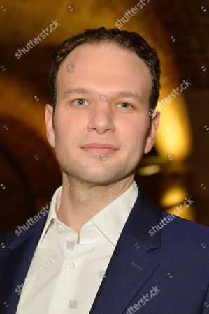 Stock Image of 'Nell Gwynn' Press Night at the Apollo Theatre and Afterparty at the Crypt St Martins Lane David Sturzaker