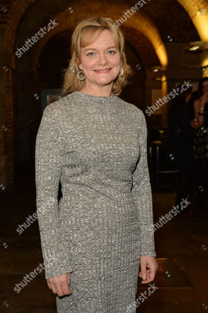 'Nell Gwynn' Press Night at the Apollo Theatre and Afterparty at the Crypt St Martins Lane Sarah Woodward