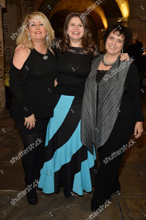 'Nell Gwynn' Press Night at the Apollo Theatre and Afterparty at the Crypt St Martins Lane Producers - Paula Marie Black Eleanor Lloyd and Nica Burns
