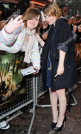 'Sucker Punch' Uk Premiere at the Vue Leicester Square Jenna Malone