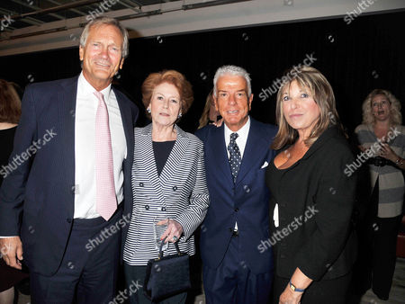 'The World According to Joan' Book Launch Party at the Bfi Southbank Charles Delevigne Lady Elizabeth Anson Nicky Haslam and Eve Pollard