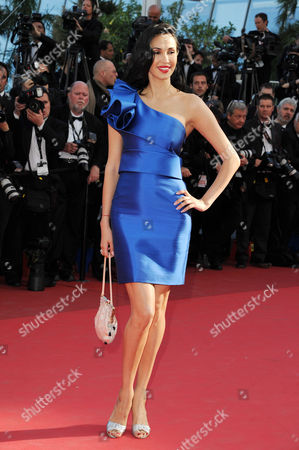 'Tree of Life' Red Carpet at the Palais Des Festivals During the 64th Cannes Film Festival Eugenia Chernyshova