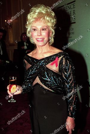 1994 Society of West End Theatre Awards (olivier) Awards Eva Gabor