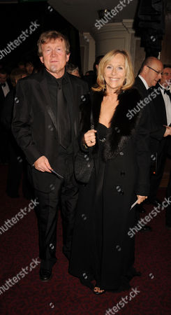 2008 British Academy Film Awards Dinner and Afterparty at the Grosvenor House Hotel Duncan Heath with His Ex-wife Hilary
