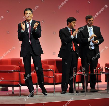 Editorial picture of 2010 Labour Conference at the Manchester Central Convention Complex - Monday - 27 Sep 2010