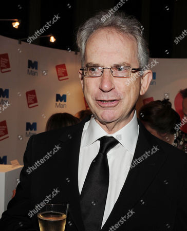 2010 Man Booker Prize For Fiction Champagne Reception at the Guildhall the City Peter Carey