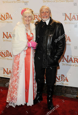 Royal Film Performance World Premiere of 'Narnia: the Voyage of the Dawn Treader' at the Odeon Leicester Square Douglas Gresham Producer and Stepson of Cs Lewis