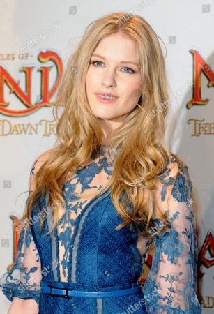 Royal Film Performance World Premiere of 'Narnia: the Voyage of the Dawn Treader' at the Odeon Leicester Square Laura Brent