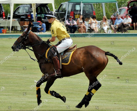 Asprey World Class Polo at Hurtwood Park Polo and Country Club Ewhurst Green Surrey Amy Guy Plays Polo For Team Lotus