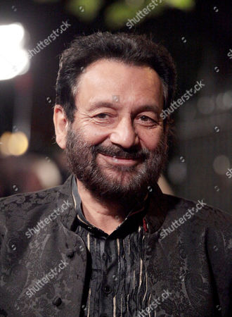Awards Ceremony For the London Film Festival at the Lso St Lukes Old Street Shekhar Kapur