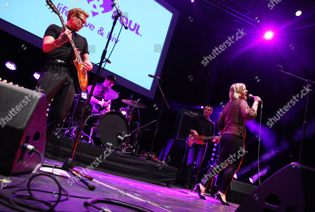 Body & Soul Present A Concert in Aid of the Charity 'Voice Storm - Life Love & Hiv' at the Roundhouse Alice Russell