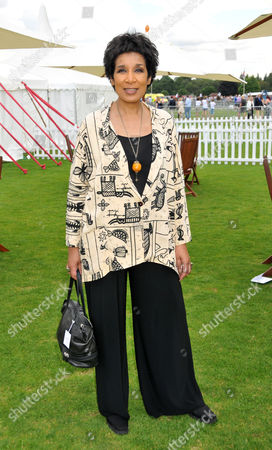 Cartier International Polo at Guards Polo Club Great Windsor Park Moira Stewart