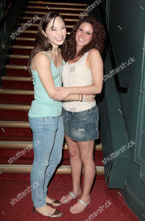 Editorial picture of Cast Change For 'Dirty Dancing' at the Aldwych Theatre - 28 Jul 2010