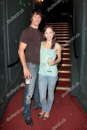 Cast Change For 'Dirty Dancing' at the Aldwych Theatre Johnny Wright (johnny) and Hannah Vassallo (baby)
