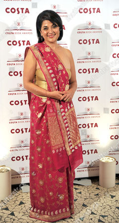 Editorial image of Costa Book of the Year Awards at Quaglinos Restaurant, St James's - 25 Jan 2011