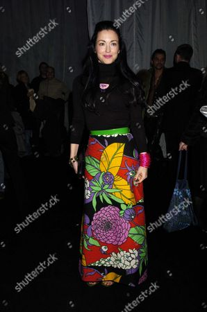 Party Following the Elle Style Awards at the Truman Brewery Brick Lane Julie Dreyfus