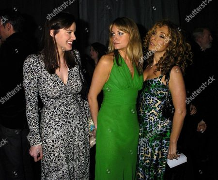Party Following the Elle Style Awards at the Truman Brewery Brick Lane Michelle Ryan Kim Medcalf Tracey-ann Oberman