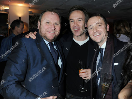 Evening Standard 1000 Most Influential People Reception at the Millbank Tower Gary Farrow Marcus Wareing and Jason Atherton