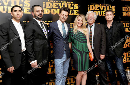 Editorial photo of European Premiere of 'The Devil's Double' at the Vue, Leicester Square - 01 Aug 2011